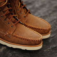 Ronnie Fieg For Sebago Thomas Boot - Tan