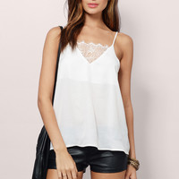 Morning Glory Cami Top