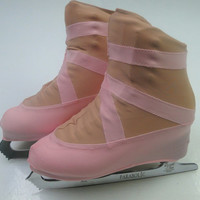 Ballet Slipper Skate Boot Covers / Figure Skating / Ice Skating / Roller Skating