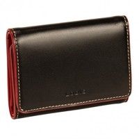 Lodis Audrey Leather Mallory French Purse Wallet