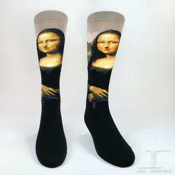 Mona Lisa Men's SOCKS