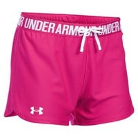 Under Armour HG Play Up Shorts - Women's at Foot Locker