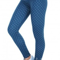 Freeride Deer Dots Legging