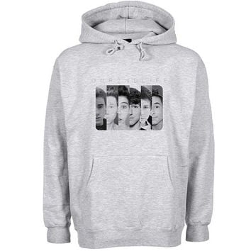 o2l Hoodie Sweatshirt Sweater Shirt Gray and beauty variant color for Unisex size