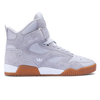 Supra - Bleeker - Light Grey - Gum