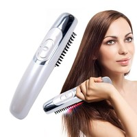 Electric Laser Hair Growth Anti-Static Brushing Comb