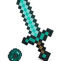 ThinkGeek Minecraft Diamond Sword and Ender Pearl Adventure Kit