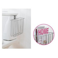 Shelf Magazine Bathroom Hanging Book Storage