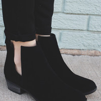 Hometown Booties - Black