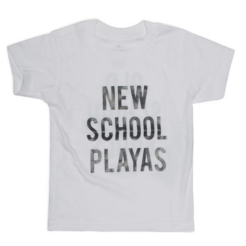 New School Playas T-Shirt