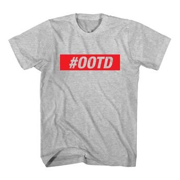 T-Shirt OOTD Red