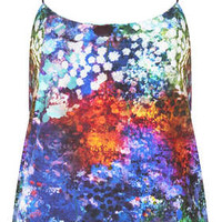 Floral Digital Print Cami Top - New In This Week  - New In