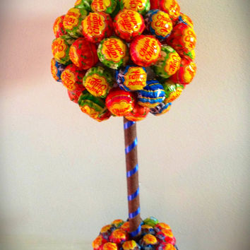 Chupa Chup Lollipop Tree by SpecialMomentsGifts on Etsy