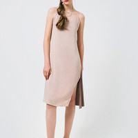 Blush Slip Dress Pink Slip Dress Dusty Rose Slip Dress
