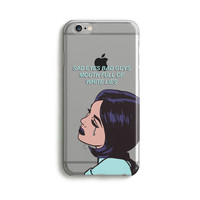 Cool Halsey Gasoline Popart Cute For iPhone 6 6s 6 Plus 6s Plus SE