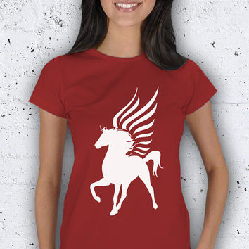 Pegasus Figure Women T-Shirt / Special Production (Limited Edition)