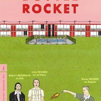 Owen Wilson & Luke Wilson & Wes Anderson-Bottle Rocket