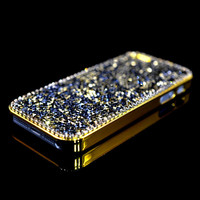 "New modern 5.5"" durable slim Hot Luxury Diamond Flashing Cell Phone Cases Covers for apple iphone 6 plus phone cases & covers"