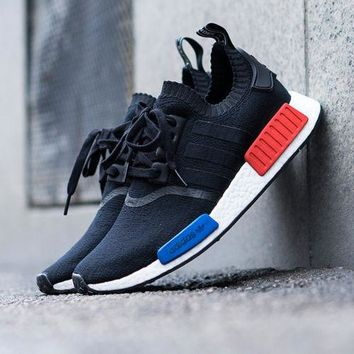 adidas NMD R1 Primeknit OG Trending Fashion Casual Sports Shoes - Best Deal Online