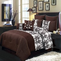 Bliss Chocolate Luxury 12-Piece Bed in a Bag