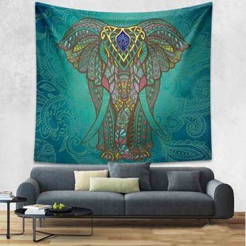 AsyPets Indian Decor Mandala Tapestry Wall Hanging Hippie Throw Bohemian Dorm Bedspread Table Cloth Curtain-35