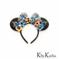 Zootopia Disney Ears Headband, Mouse Ears, Zootopia Ears, Judy Hopps Ears, Nick Wilde Ears, Mickey Mouse Ears, Disney Headband, Disney Bound