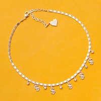 Rags To Riches Sparkle Necklace