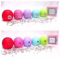 3 Swarovski Crystalized EOS Lip Balms