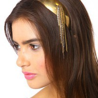 Armored Chain Headband | NASTY GAL