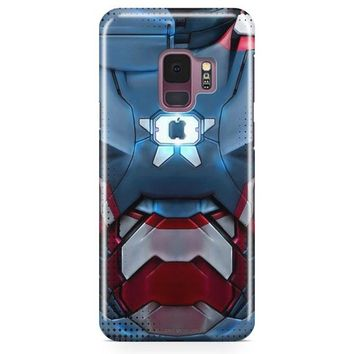 Iron Man Eye Samsung Galaxy S9 Case | Casefantasy