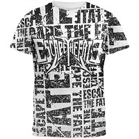 Escape The Fate - Choose Your Fate All-Over T-Shirt