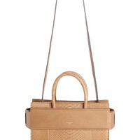 Givenchy 'Small Horizon' Calfskin Leather Tote | Nordstrom
