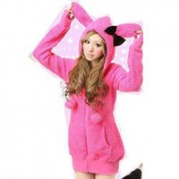 New Arrival Cute and Sweety Long Style Coat For Girl (Not Include Bowknot) China Wholesale - Sammydress.com
