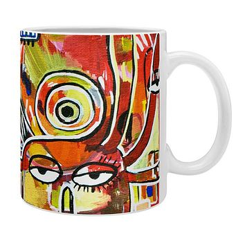 Robin Faye Gates It Came From Detroit Coffee Mug