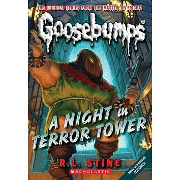 A Night in Terror Tower (Goosebumps)