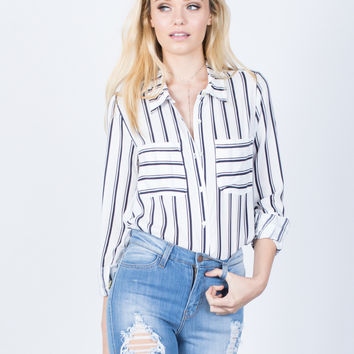 Dawn to Dusk Blouse