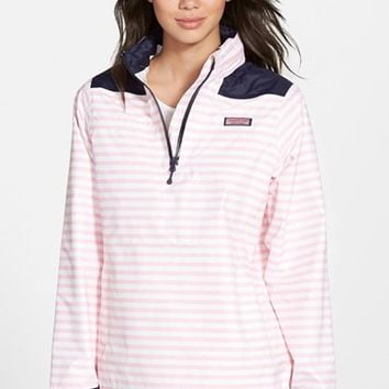 Women's Vineyard Vines Stripe Windbreaker