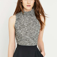 Sparkle & Fade Turtleneck Tank Top - Urban Outfitters