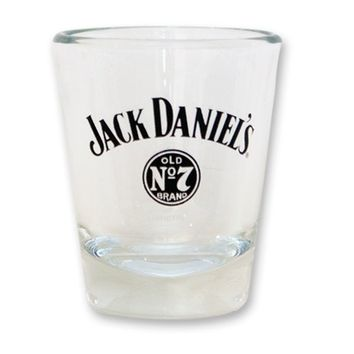 Jack Daniel's Brand Swing Bug Shot Glass