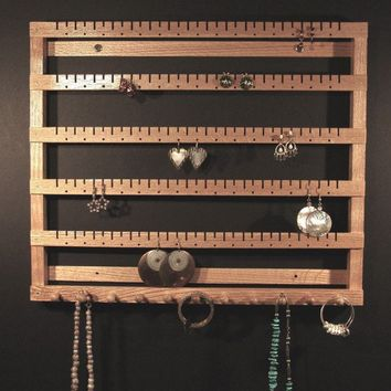 Earring Holder Storage Hanging Tree by SpiritRanchCreations