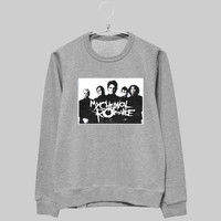 My chemical romance nick cave and the bad seeds smashing pumpkins gothic rock round neck Hoodies Sweatshirts