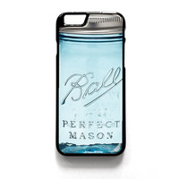 Mason Jar iPhone 4 4S 5 5S 5C 6 6 Plus , iPod 4 5  , Samsung Galaxy S3 S4 S5 Note 3 Note 4 , and HTC One X M7 M8 Case