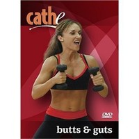 Cathe Friedrich's Butts & Guts DVD *