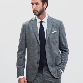 Trunk | Boglioli | Dover Flannel Suit