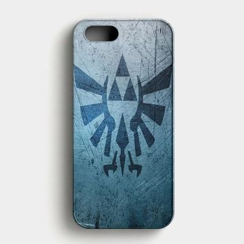 Triforce The Legend Of Zelda iPhone SE Case