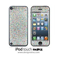 Colorful Dotted iPod Touch 4th or 5th Generation Skin