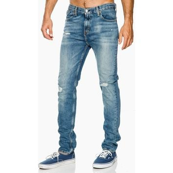 LEVI'S 510 SKINNY FIT DENIM