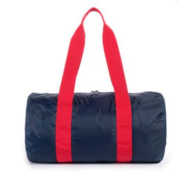 HERSCHEL SUPPLY CO PACKABLE DUFFLE 70D NAVY/RED