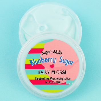 Blueberry Sugar Fairy Floss Lotion