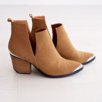 Ellie Cut-Out Bootie